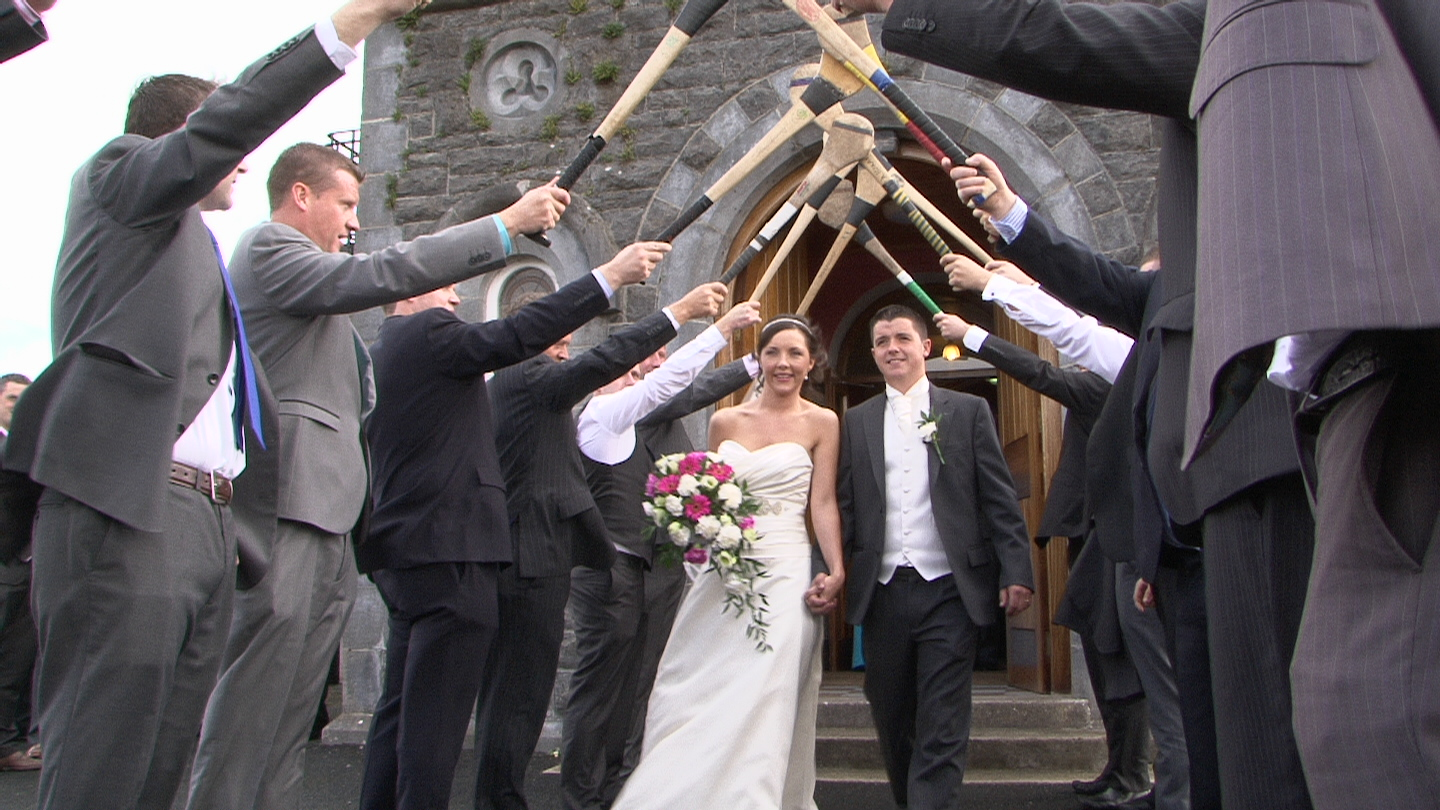 little history of wedding video tipperary