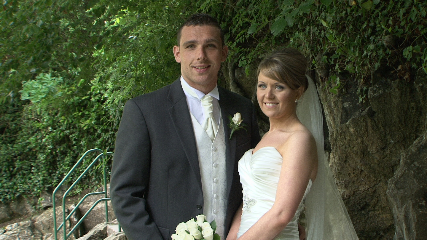 Jenna & Adam in St. Peter and Paul's Church & Park Hotel Clonmel Tipperary Ireland