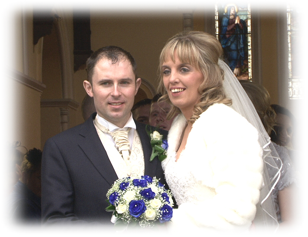 Catherine & Brian Rockwell College Church Aherlow House Hotel