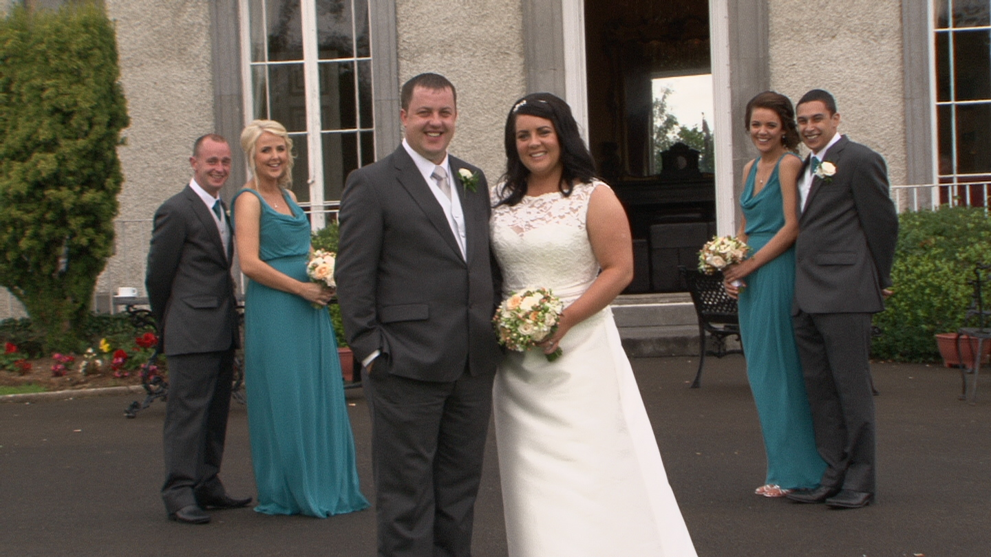 Wedding In Cashel and Dundrum House Hotel Tipperary Ireland