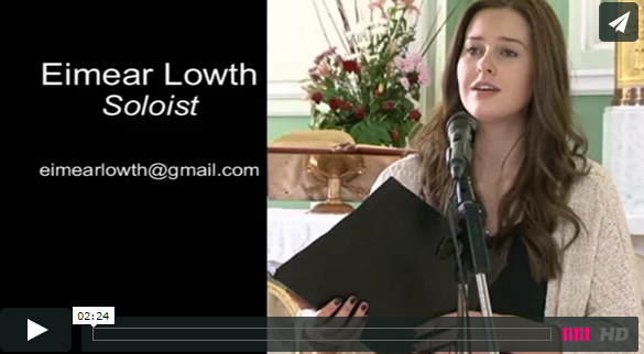 Eimear Lowth | Abbey Video Productions