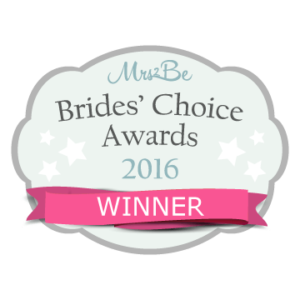 Brides_choice_awards_winner 2016 - Abbey Video Productions