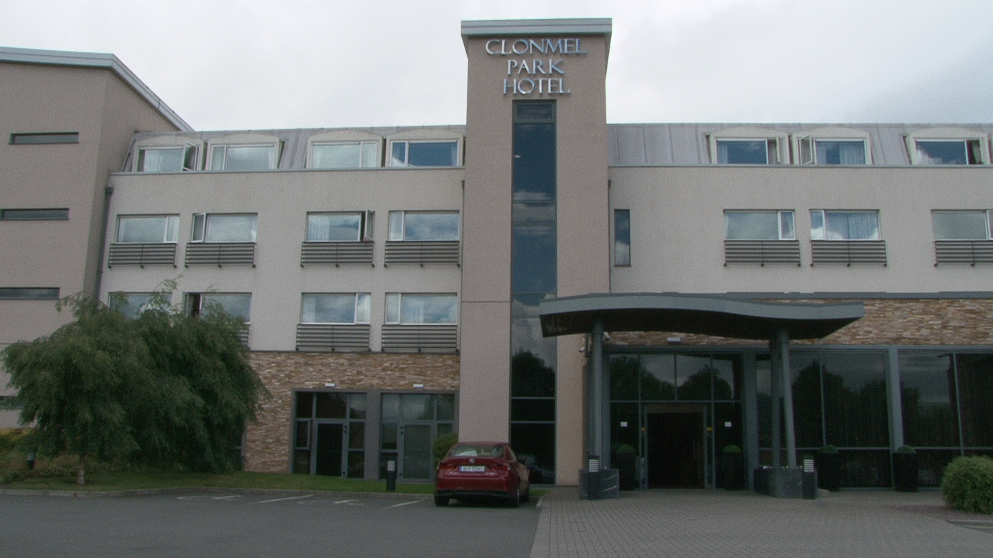 Clonmel Park Hotel - abbey video