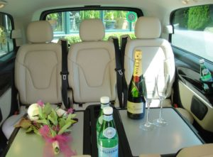 Wedding Cars Luxury travel- abbey video