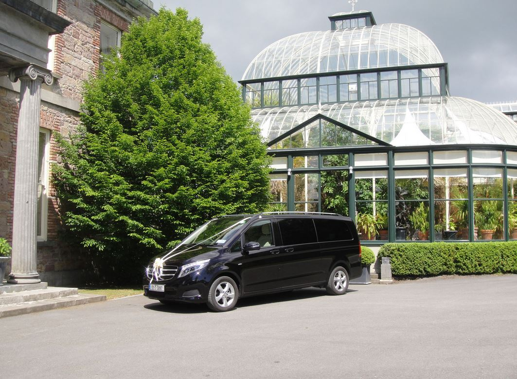 Wedding Cars Luxury travel - abbey video