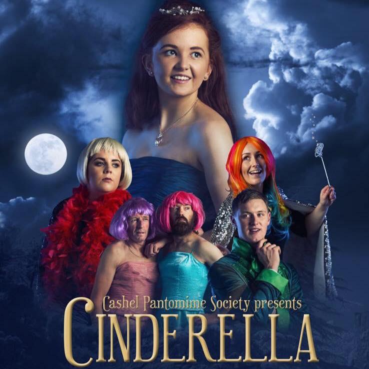 Cashel Pantomime Society 2018